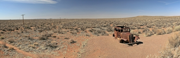 13_Petrified Forest_Route 66 02