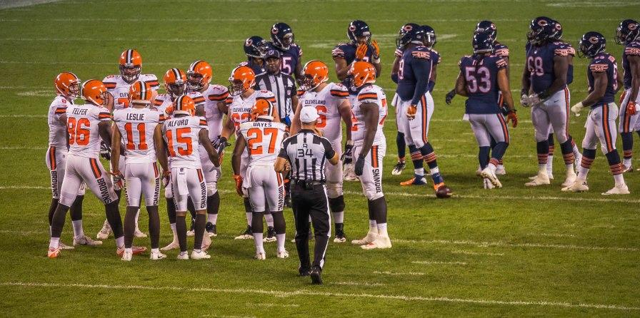 Bears vs Browns 3